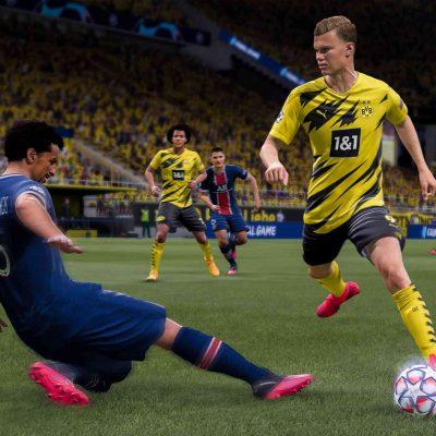 FIFA 21_ Rilasciata la Patch 1_06 per PS4 e Xbox One
