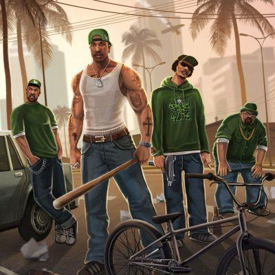GTA San Andreas by EmilGoska on DeviantArt (1)
